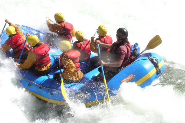 APURÍMAC RIVER RAFTING, THE BLACK CANYON: 3D2N