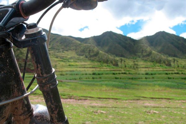 MOUNTAIN BIKE IN THE ANDES: 6D5N