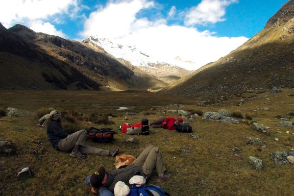 MULTISPORT IN THE ANDES, INCA TRAIL: 5D4N