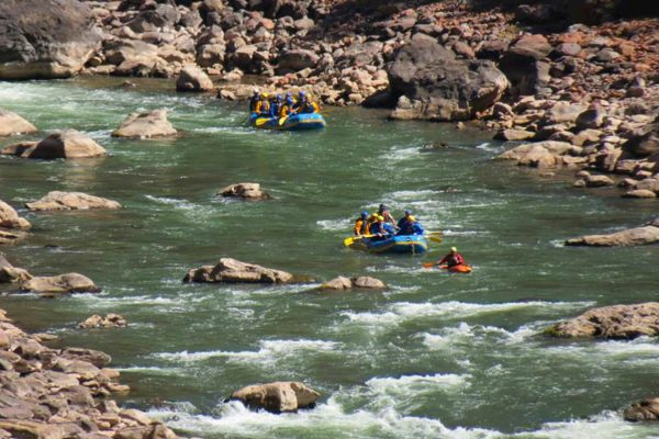 MULTISPORT TRIKKING, BIKING, RAFTING AND CULTURAL AND HISTORICAL TRIP: 10D9N