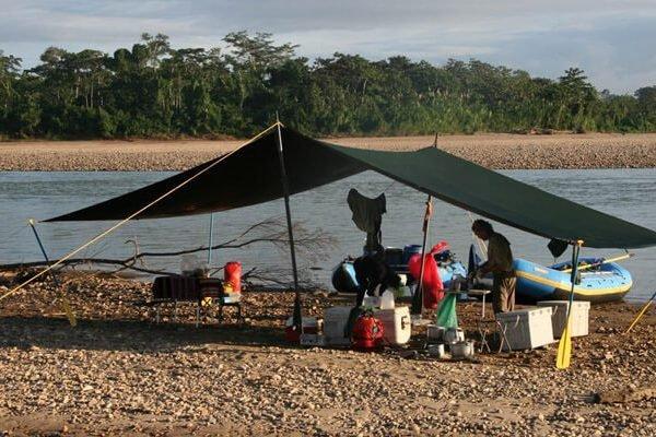 TAMBOPATA RIVER RAFTING: 11D10N