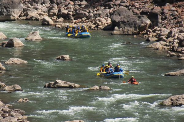 Tour River Rafting Urubamba Cusco Class I, II, III, IV in 2 Days