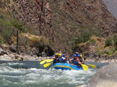 The Great Urubamba River /Rafting