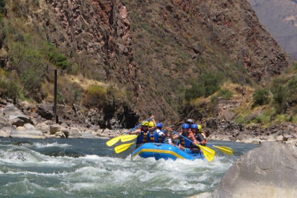 The Great Urubamba River / Rafting