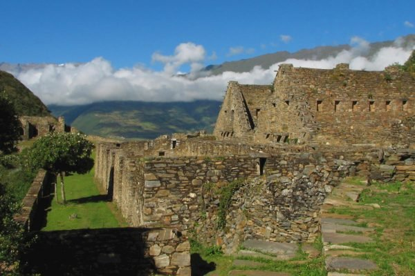 TRAIL TO CHOQUEQUIRAO INCA REMAINS: 5D4N