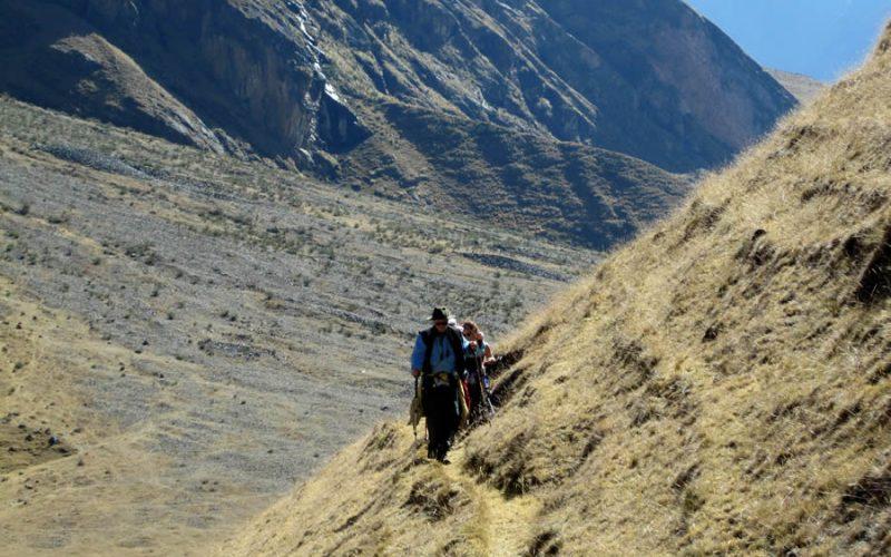Inca Trail Huayanay To Machu Picchu 4d3n Cusco Machu Picchu