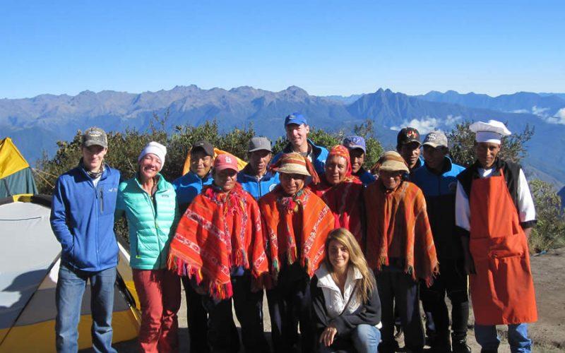 Inca Trail To Machu Picchu 4d3n Cusco Machu Picchu