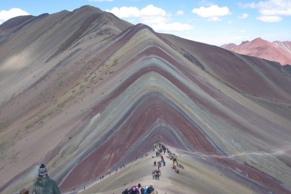 RAINBOW MOUNTAIN, RAFTING THE VILCANOTA RIVER: 2D, 1N