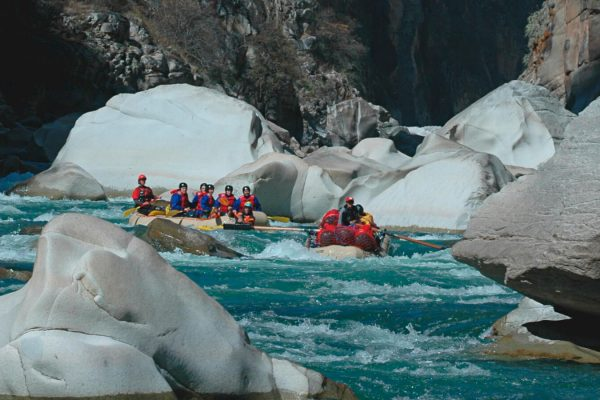 APURÍMAC RIVER RAFTING: THE TWO CANYONS 6D5N