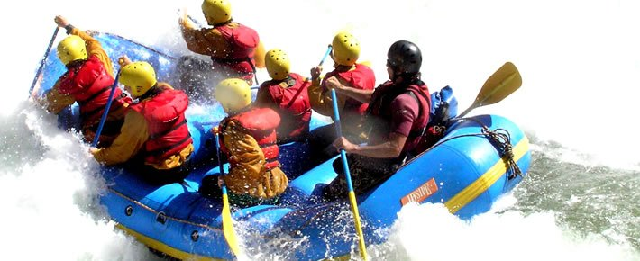 APURÍMAC RIVER RAFTING, THE BLACK CANYON