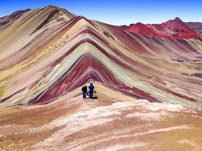 Rainbow Mountain Peru 1 Day Trek