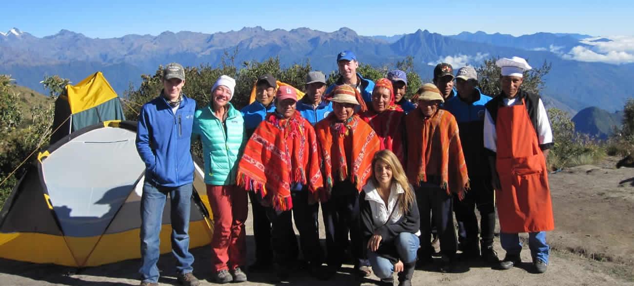 family trip cusco