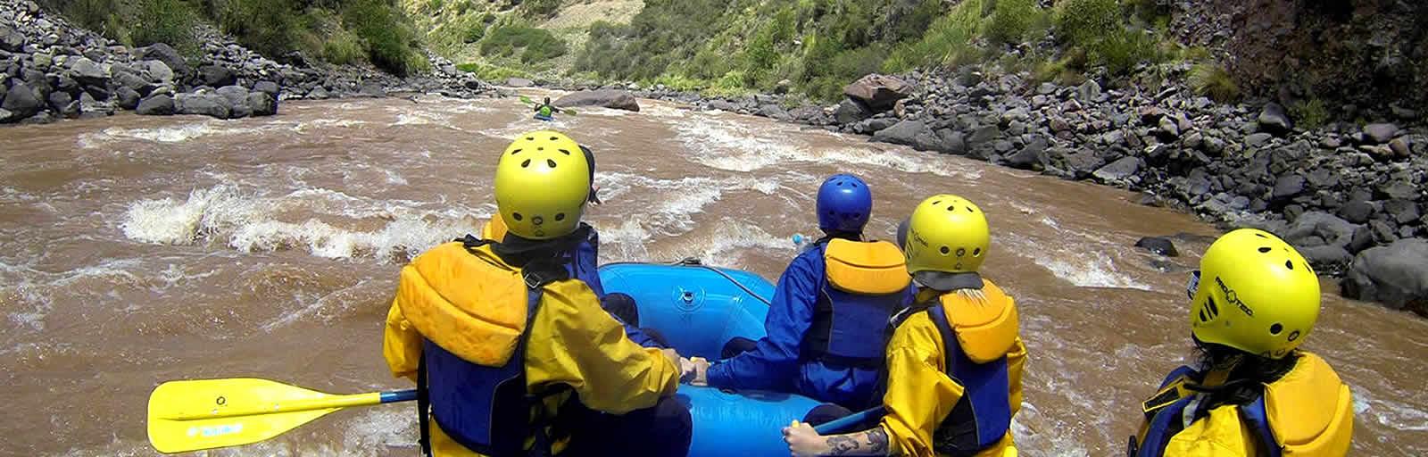 cusco rafting